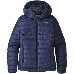 PATAGONIA W'S DOWN SWEATER HOODY CLASSIC NAVY 21