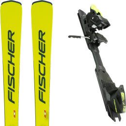 FISCHER RC4 RCS + RC4 Z12 GW POWERRAIL 21