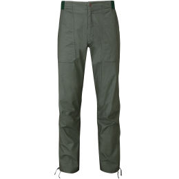 RAB OBLIQUE PANTS GREEN DUSK 21
