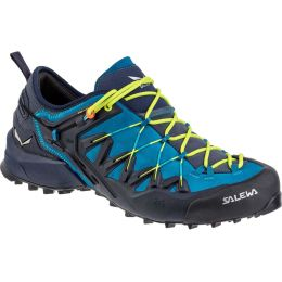 SALEWA MS WILDFIRE EDGE PRM NAVY/FLUO YELLOW 20