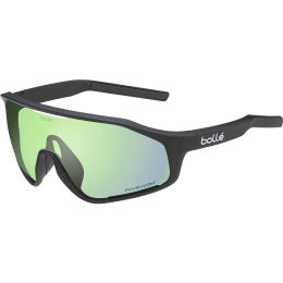 BOLLE SHIFTER BLACK MATTE PHANTOM CLEAR GREEN PHOTOCHROMIC 21
