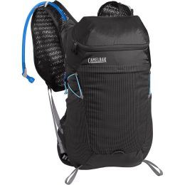 CAMELBAK OCTANE 18, 70 OZ, BLACK/BLUEFISH 21