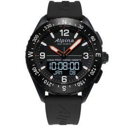ALPINA WATCHES ALPINERX 45MM BLACK 20