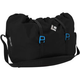 BLACK DIAMOND SUPER CHUTE ROPE BAG BLACK 21