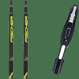 Ski de fond FISCHER FISCHER SPEEDMAX CLASSIC COLD SOFT IFP 19 + FISCHER TOUR STEP-IN IFP 22 - Ekosport