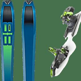 Pack ski DYNAFIT DYNAFIT TOUR 88 19 + G3 ZED 12 21 - Ekosport