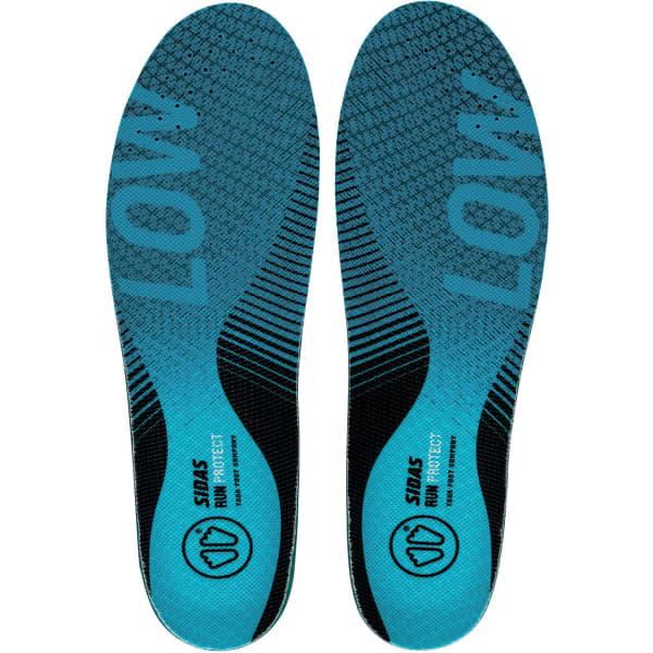 SIDAS Semelle chaussure 3feet Run Protec Low Bleu S