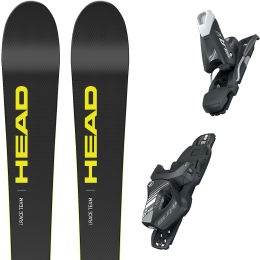 HEAD WC IRACE TEAM SW SLR PRO + SLR 7.5 GW AC BR.78 21