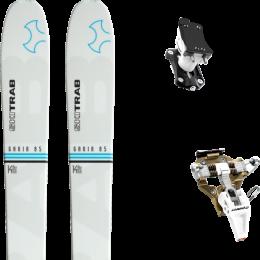 Pack ski SKI TRAB SKI TRAB GAVIA 85 21 + DYNAFIT SPEED TURN 2.0 BRONZE/BLACK 21 - Ekosport