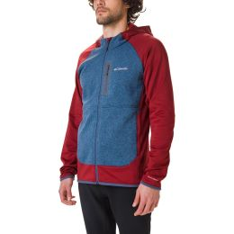 COLUMBIA ALTITUDE ASPECT HD HYB RED JASP/SCT BLUE 19