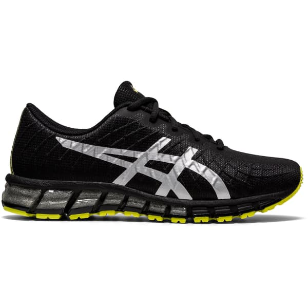 ASICS Chaussure running Gel-quantum 180 4 Black/pure Silver Homme Noir taille 7.5