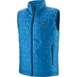 PATAGONIA M'S NANO PUFF VEST ANDES BLUE W/ ANDES BLUE 21