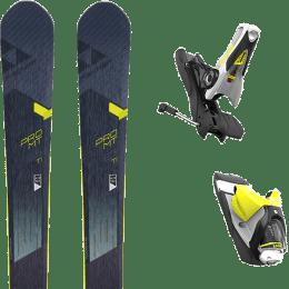 Landing housse ski offerte 2018 FISCHER FISCHER PRO MT 95 TI 19 + LOOK SPX 12 DUAL B120 CONCRETE YELLOW 19 - Ekosport