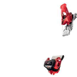 TYROLIA ATTACK² 13 GW W/O BRAKE [A] RED 20 + TYROLIA POWER BRAKE² RACE PRO 110 TYPE A 19