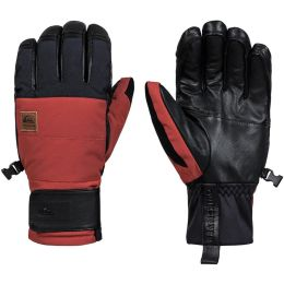 QUIKSILVER SQUAD GLOVE BARN RED 20
