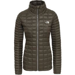 THE NORTH FACE W THRMBLL FZ JKT NEW TAUPE GREEN 20