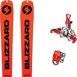 Ski randonnée BLIZZARD BLIZZARD ZERO G RACE 21 + PLUM RACE 99 21 - Ekosport