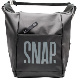 SNAP BIG CHALK BAG LIGHT BLACK 20