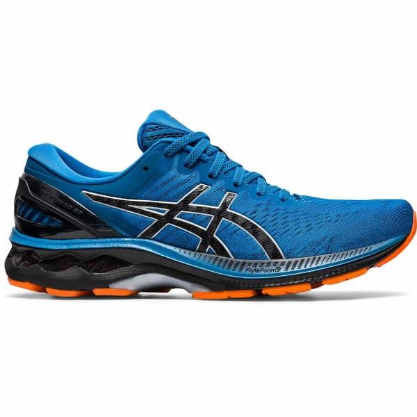ASICS Chaussure running Gel-kayano 27 Reborn Blue/black Homme Bleu taille 8.5