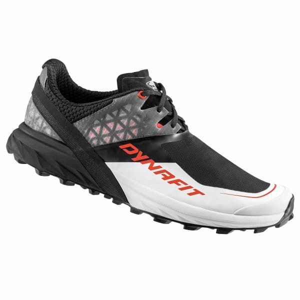 DYNAFIT Chaussure trail Alpine Dna Black Out / Orange Homme Noir/Blanc taille 8.5