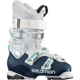 SALOMON QST ACCESS 70 W PETROL BLUE/WHITE 19