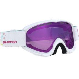 BU SKI SALOMON SALOMON JUKE WHITE/UNIV RUBY 21 - Ekosport