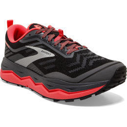 BROOKS CALDERA 4 W BLACK/EBONY/CORAL 20