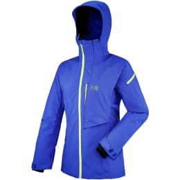 Offre spéciale MILLET MILLET LD BIG WHITE STRETCH JKT PURPLE BLUE 18 - Ekosport