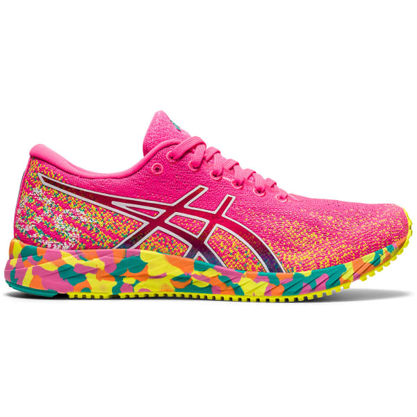 ASICS Chaussure running Gel-ds Trainer 26 W Hot Pink/sour Yuzu Femme Rose taille 6