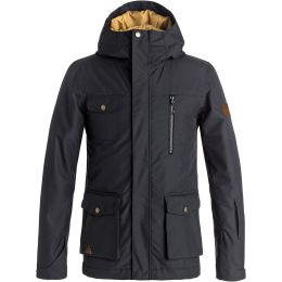 QUIKSILVER RAFT YOUTH JKT BLACK 18