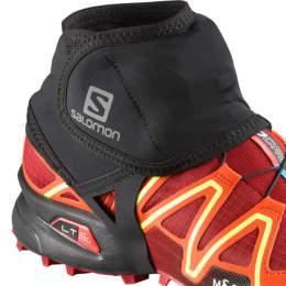 Chaussure randonnée SALOMON SALOMON TRAIL GAITERS LOW BLACK 21 - Ekosport