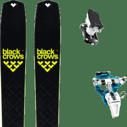 BU Fond / Rando BLACK CROWS BLACK CROWS SOLIS 22 + DYNAFIT SPEED TURN 2.0 BLUE/BLACK 21 - Ekosport