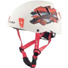 CAMP ARMOUR SMALL WHITE/RED 21