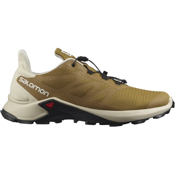 SALOMON Chaussure trail Supercross 3 Bronze Brown/rainy Day/rainy Day Homme Marron/Beige taille 6.5