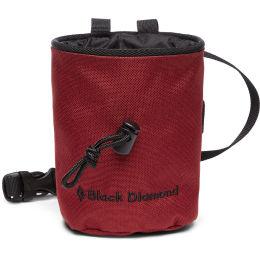 BLACK DIAMOND MOJO CHALK BAG DARK CRIMSON 21