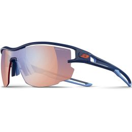 JULBO AERO DARK BLUE / DARK BLUE ZEBRA LIGHT RED 21