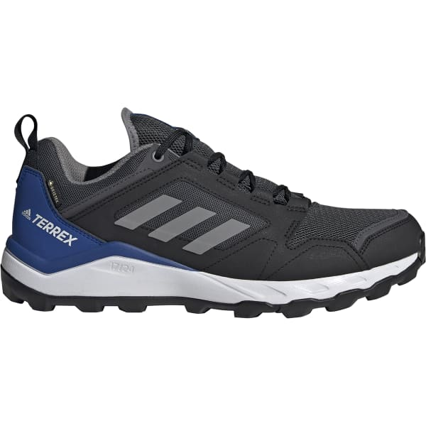 ADIDAS Chaussure trail Terrex Agravic Tr Gore-tex Dgh Solid Grey/grey Three/royal Blue Homme Gris taille 42