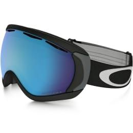 Protection du skieur OAKLEY OAKLEY CANOPY MATTE BLK W/PRIZM SAPPHIRE IRIDIUM 20 - Ekosport