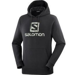 SALOMON OUTLIFE PULLOVER HOODY BLACK 21