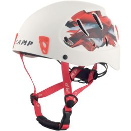 CAMP ARMOUR LARGE WHITE/RED 21