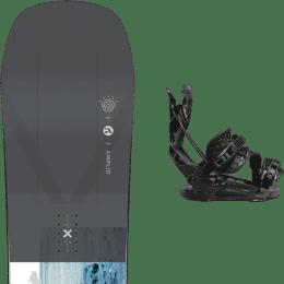 Boutique AMPLID AMPLID PARADIGMA 21 + FLOW NX2 HYBRID BLACK 21 - Ekosport