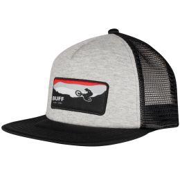 BUFF TRUCKER CAP KIDS RIFT BLACK 21
