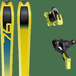 Ski randonnée DYNAFIT DYNAFIT SPEED 76 19 + ATK TROFEO 8 22 - Ekosport