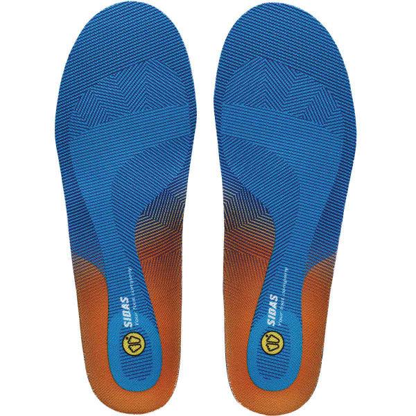 SIDAS Semelle chaussure Cushioning Gel 3d Bleu XS