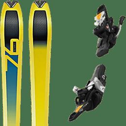 Pack ski+fix DYNAFIT DYNAFIT SPEED 76 20 + FRITSCHI TECTON 12 90MM 21 - Ekosport