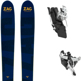 ZAG UBAC 95 21 + ATK RAIDER 12 97 MM WHITE 21