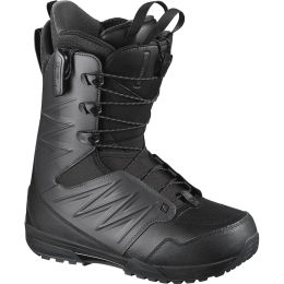 SALOMON SYNAPSE BLACK/ASPHALT/BLACK 21