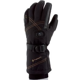 THERM-IC ULTRA HEAT GLOVES WOMEN BLACK 21