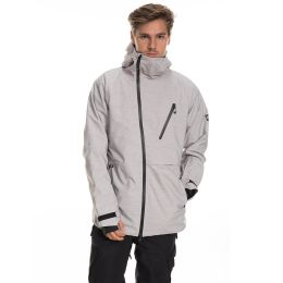 686 MNS GLCR HYDRA THERMAGRAPH JKT WHITE HEATHER 20