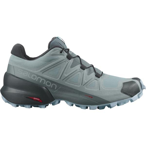 SALOMON Chaussure trail Speedcross 5 W Slate/trooper/crystl Bl Femme Bleu/Gris taille 3.5